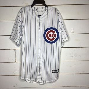 New Majestic Chicago Cubs Kris Bryant Jersey #17